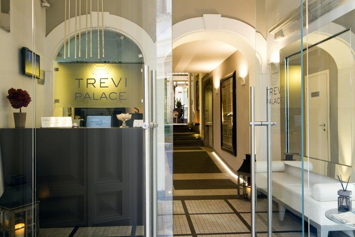 Trevi Palace Luxury Apartments in Rome, Italy