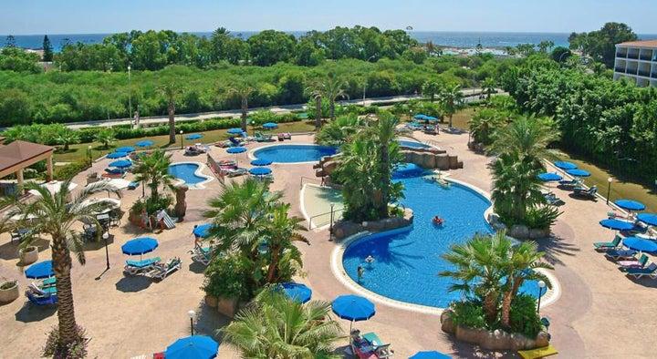 Nissiana Hotel and Bungalows in Ayia Napa, Cyprus