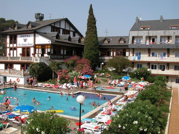 Santa Susanna Resort Hotel In Santa Susanna Spain