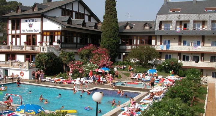 Santa Susanna Resort Hotel Reviews