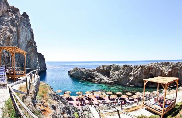 Kalypso Cretan Village and Spa in Plakias, Crete, Greek Islands