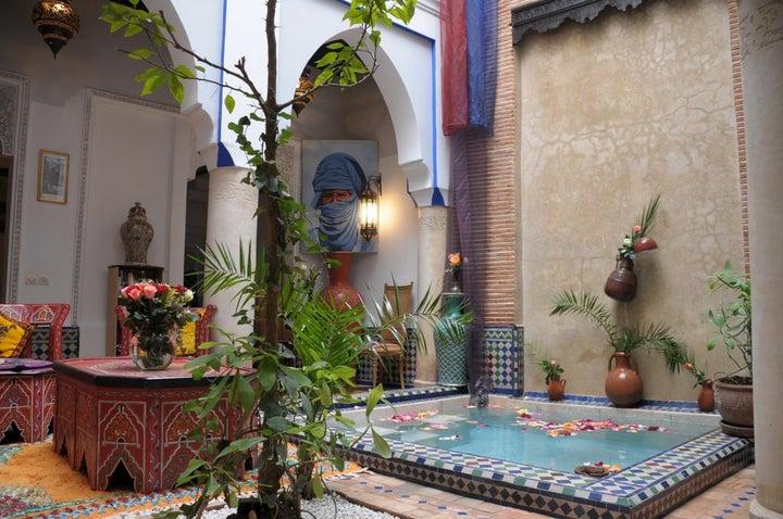 Riad Tamarrakecht in Marrakech, Morocco
