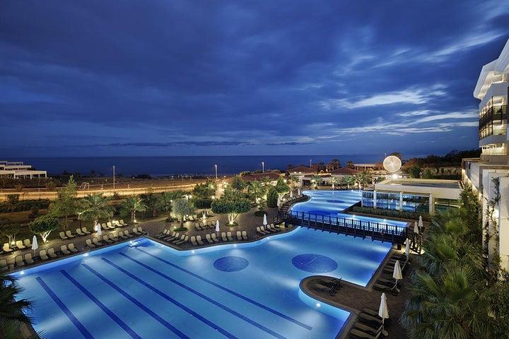 Alba Royal in Side, Antalya, Turkey
