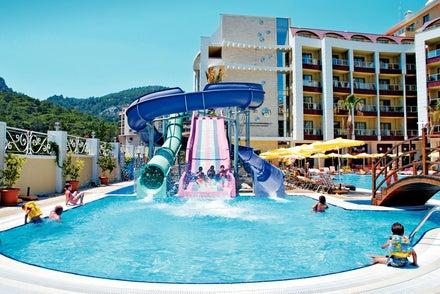 Grand Pasa Hotel in Marmaris, Dalaman, Turkey