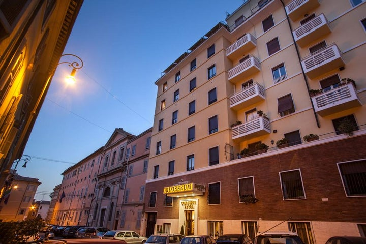 Hotel Colosseum in Rome, Italy