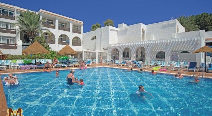 Marhaba Salem in Sousse, Tunisia