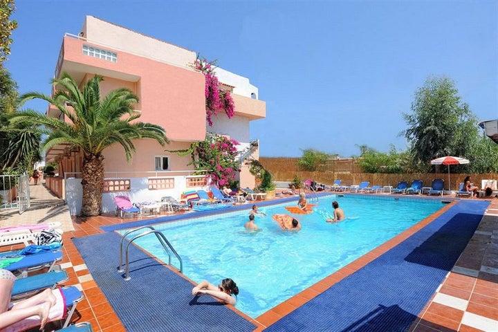 Primavera Beach Apartments in Malia, Crete, Greek Islands