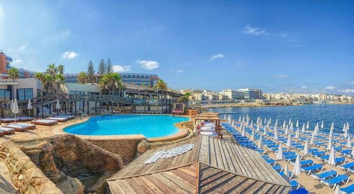 Dolmen Resort Hotel in St Paul's Bay, Malta