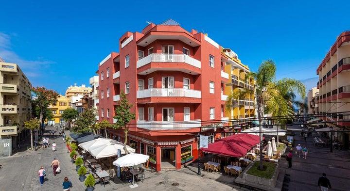 Maga Hotel in Puerto de la Cruz, Tenerife, Canary Islands