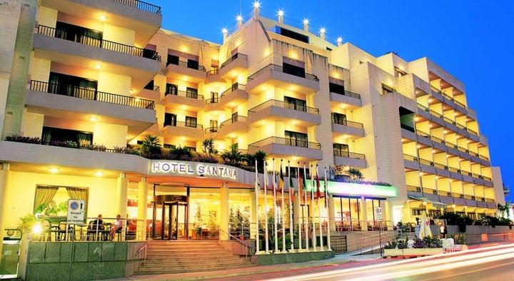 Santana Hotel in St Paul's Bay, Malta