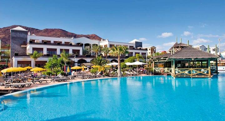 Lanzarote H  Hotel Rubicon Palace