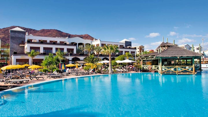 H10 Rubicon Palace Hotel in Playa Blanca, Lanzarote, Canary Islands