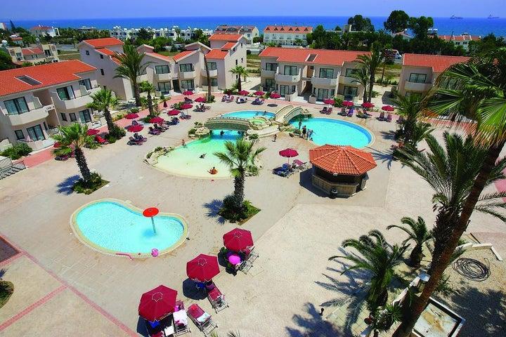 Crown Resorts Henipa Hotel in Larnaca, Cyprus
