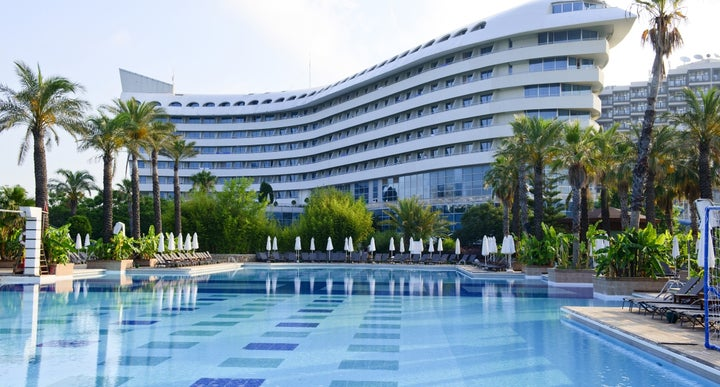 Concorde Resort And Spa Lara Beach