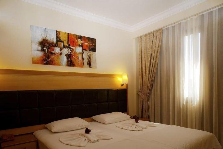 Ecem Apart Hotel in Icmeler, Dalaman, Turkey