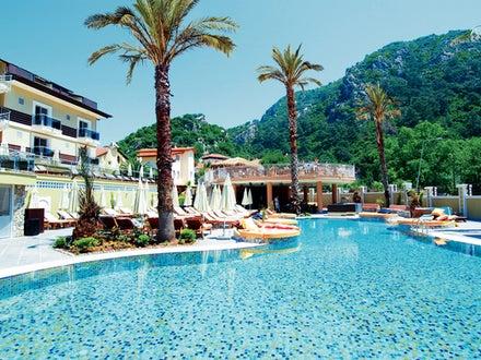 Mersoy Bellavista Hotel in Icmeler, Dalaman, Turkey