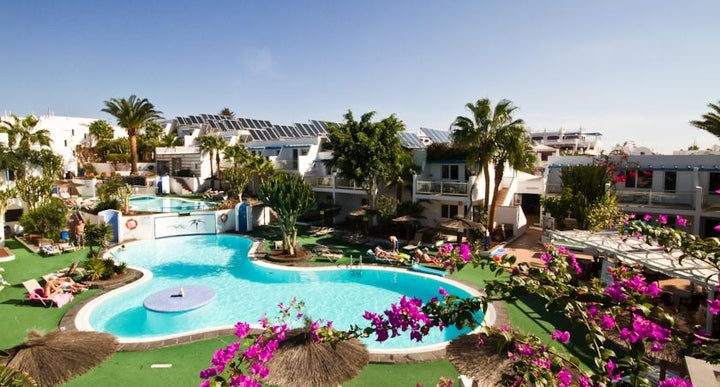 Parque Tropical Apartments in Puerto del Carmen, Lanzarote ...