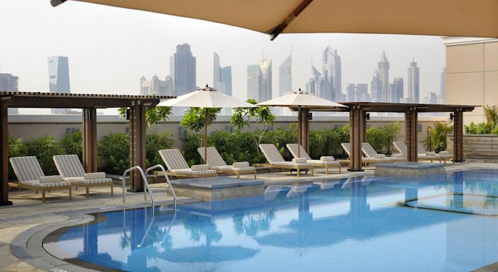 Ramada Jumeirah Hotel in Bur Dubai, Dubai, United Arab Emirates