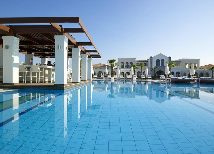 Anemos Luxury Grand Resort in Georgioupolis, Crete, Greek Islands
