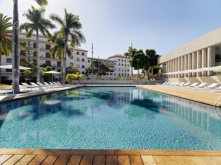 Iberostar Grand Hotel Mencey in Santa Cruz, Tenerife, Canary Islands