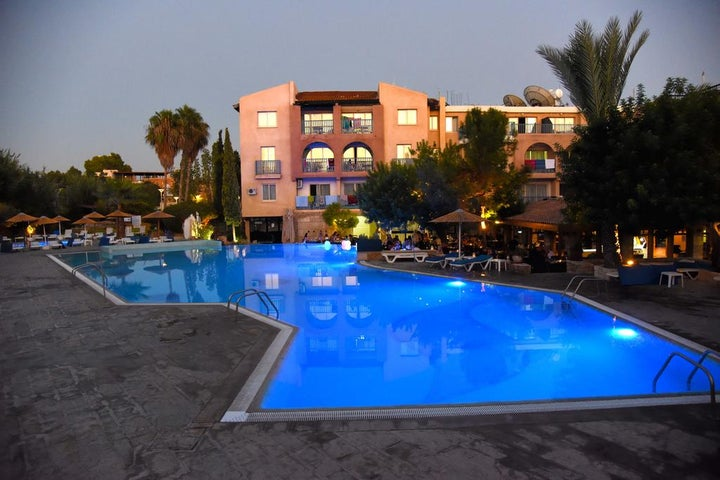 Basilica Holiday Resort in Paphos, Cyprus