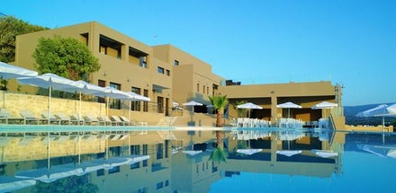 Rimondi Grand Resort & Spa Hotel in Rethymnon, Crete, Greek Islands