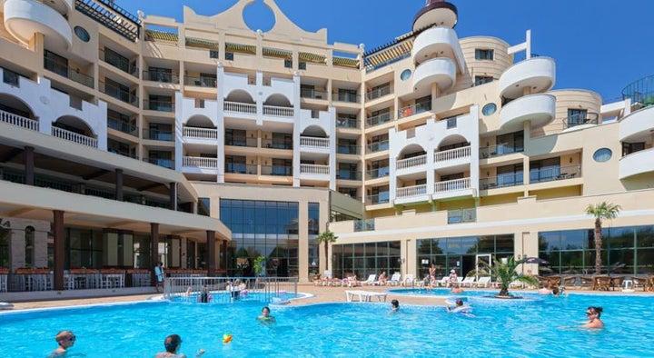 Imperial Resort in Sunny Beach, Bulgaria