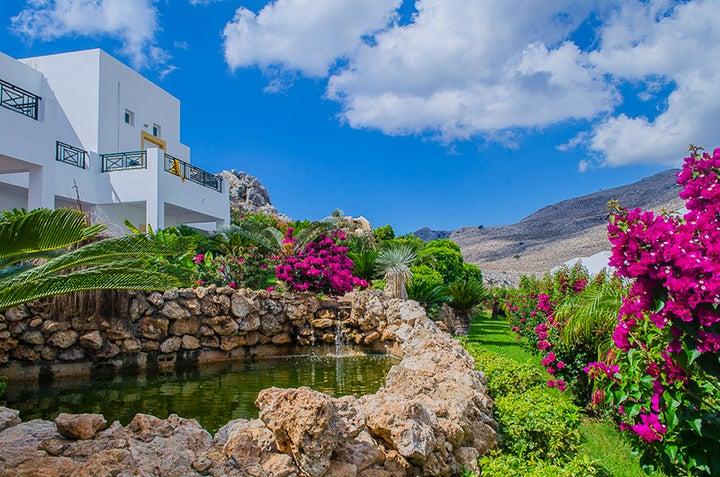 Lambis Studios in Lindos, Rhodes, Greek Islands