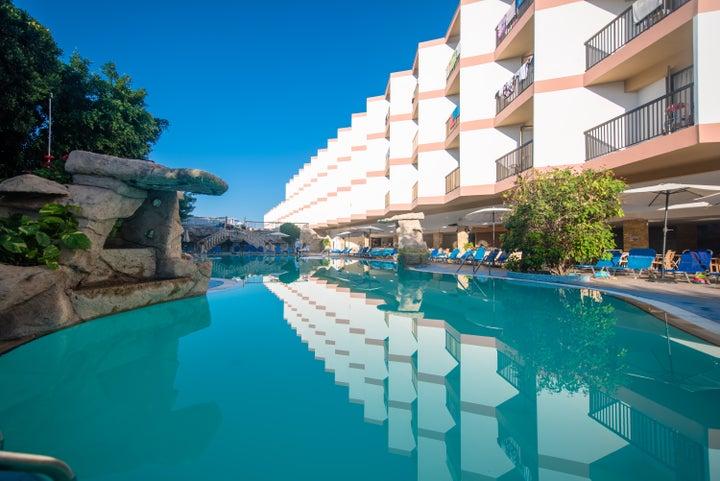 Avlida Hotel in Paphos, Cyprus