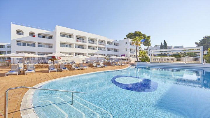 Alba Apartments Prinsotel in Cala d'Or, Majorca, Balearic Islands