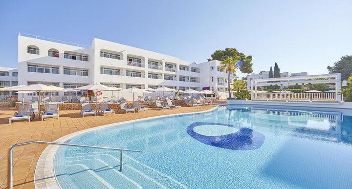 Alba Apartments Prinsotel In Cala D Or Majorca Balearic Islands