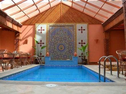 Corail Hotel in Marrakech, Morocco