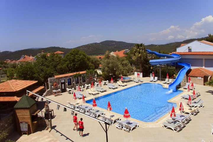 Ova Resort Hotel in Ovacik, Dalaman, Turkey