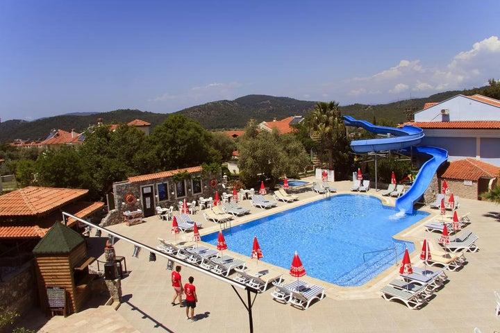 Ova Resort Hotel in Ovacik, Dalaman, Turkey