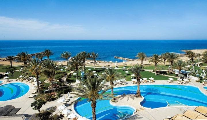 Constantinou Bros Athena Beach Hotel in Paphos, Cyprus