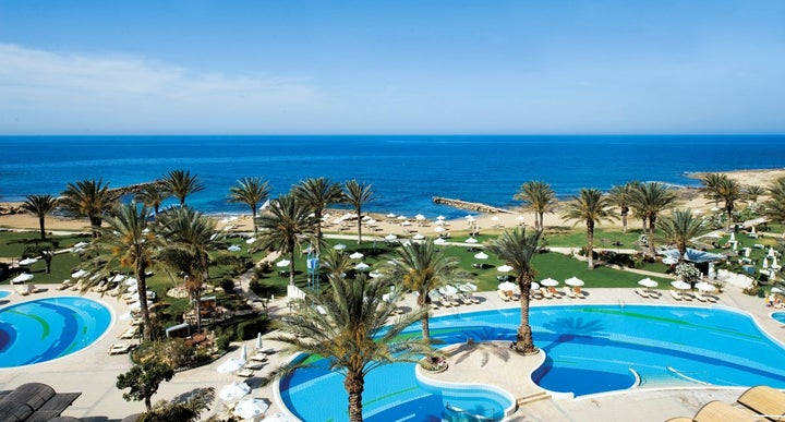 Constantinou Bros Athena Beach Hotel Tripadvisor