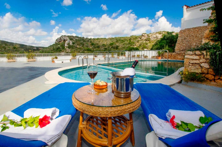 IBB Paradis Blau in Cala'n Porter, Menorca, Balearic Islands