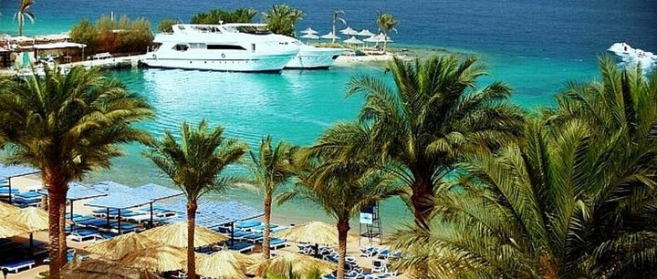Regina Swiss Inn Resort in Hurghada, Red Sea, Egypt