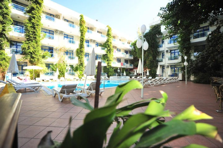 Merhaba Hotel in Alanya, Antalya, Turkey