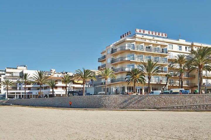 Las Arenas in C'an Pastilla, Majorca, Balearic Islands
