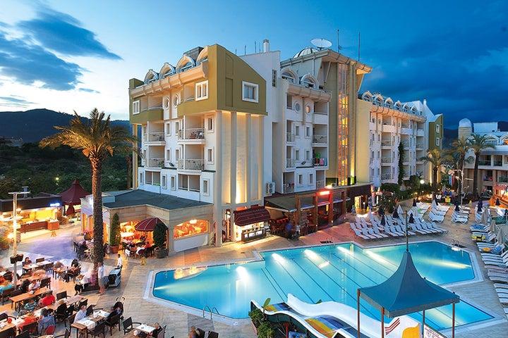 Grand Cettia (ex. Club Cettia Resort Hotel) in Marmaris, Dalaman, Turkey