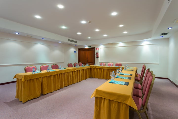 Sirenis Goleta Hotel & Spa in Playa d'en Bossa, Ibiza, Balearic Islands