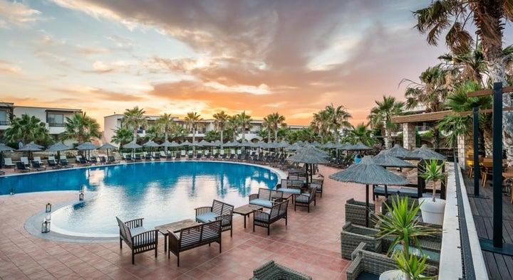 Stella Palace Resort in Analipsi, Crete, Greek Islands