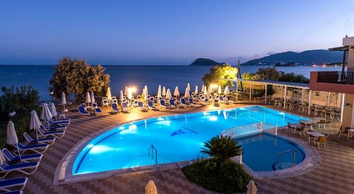 Mediterranean Beach Resort and Spa in Laganas, Zante, Greek Islands