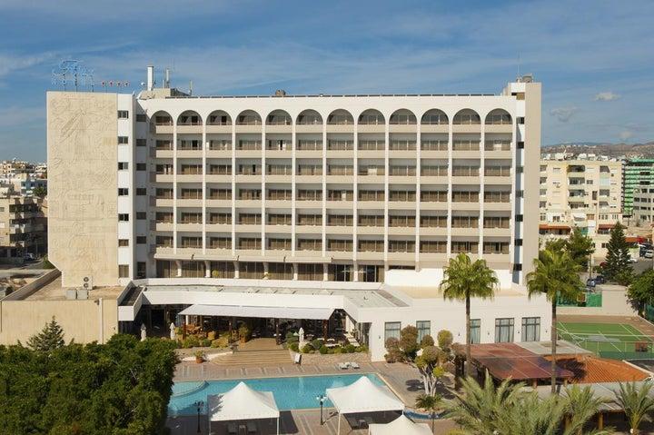 Ajax Hotel in Limassol, Cyprus