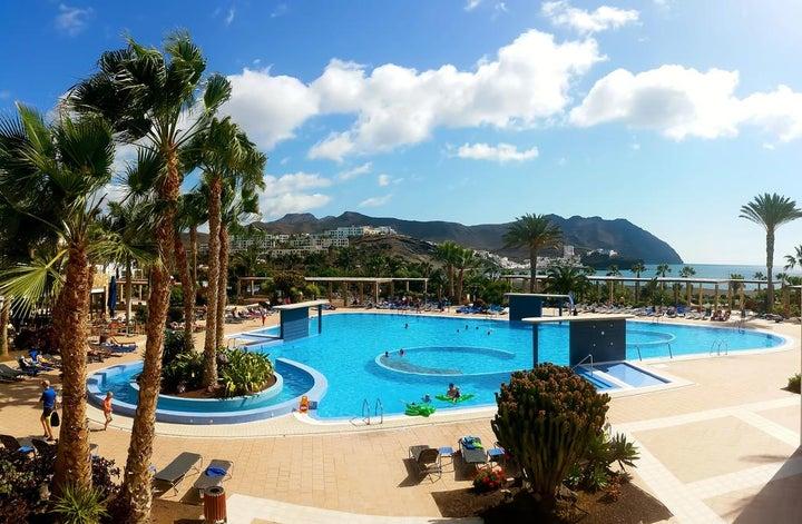 Playitas Aparthotel in Las Playitas, Fuerteventura, Canary Islands