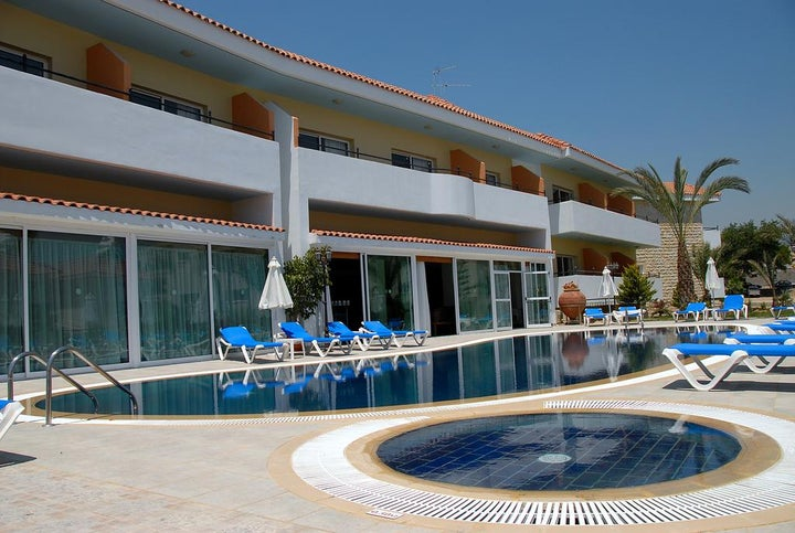 Moniatis Hotel in Limassol, Cyprus