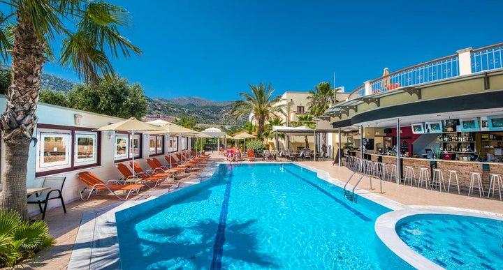 Bella Beach Hotel Crete Tripadvisor
