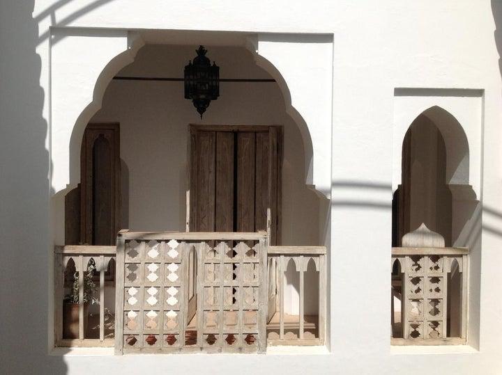 Riad Safa in Marrakech, Morocco