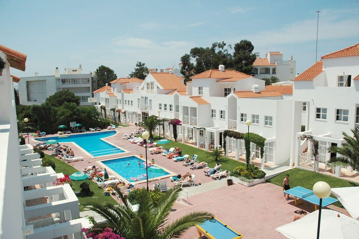 Ouratlantico Apartments in Albufeira, Algarve, Portugal
